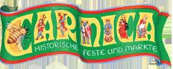 Carnica Spectaculi – Historische Feste und Märkte Logo